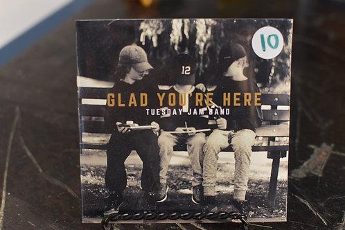 TUESDAY JAM BAND CD