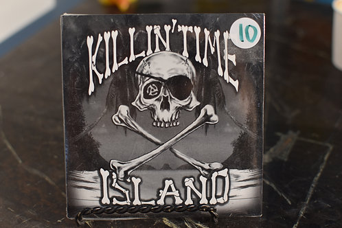 KILLIN' TIME BAND CD