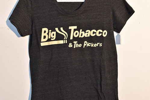 BIG TOBACC & THE PICKERS - SMALL