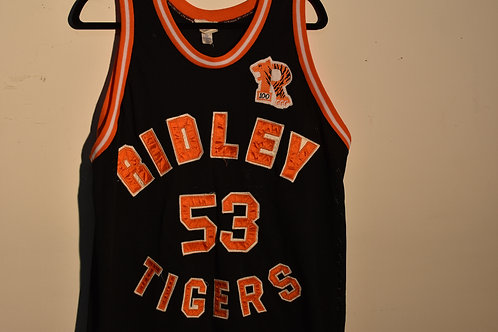 RIDLEY TIGERS JERSEY - XL