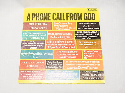 Ray Reeves - A Phone Call From God