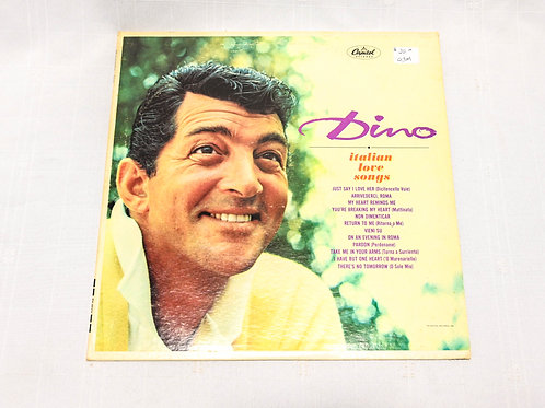 Dean Martin - Dino Italian Love Songs