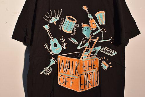 WALK OFF TH EARTH