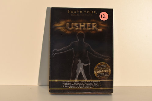 USHER - TRUTH TOUR