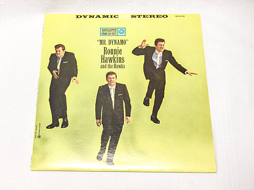 Ronnie Hawkins - Mr. Dynamo