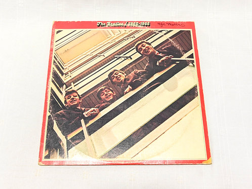 The Beatles - Red 1962-1966