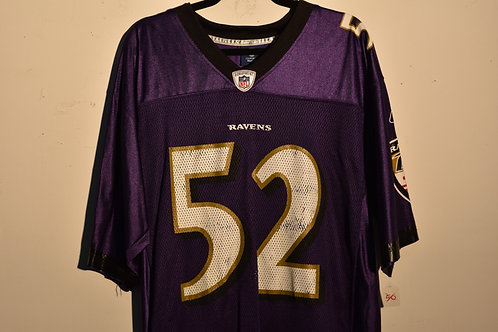 RAY LEWIS JERSEY - MED