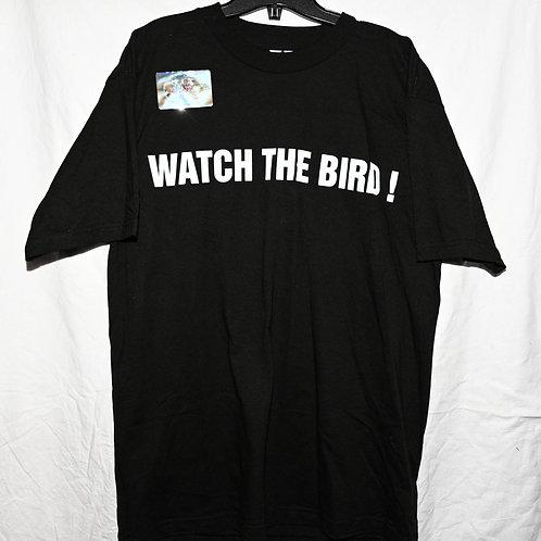 VINTAGE 90s WWF WATCH THE BIRD - LARGE