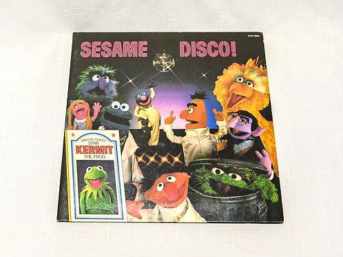 Sesame Disco!