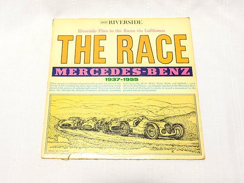 The Race: Mercedes Benz