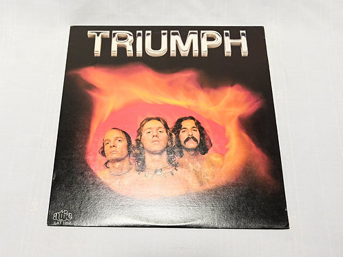 Triumph - 1976 Debut