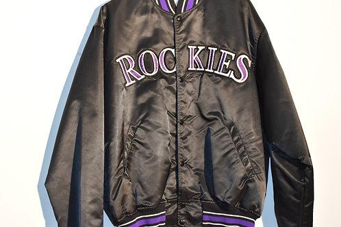COLORADO ROCKIES STARTER JACKET - XL