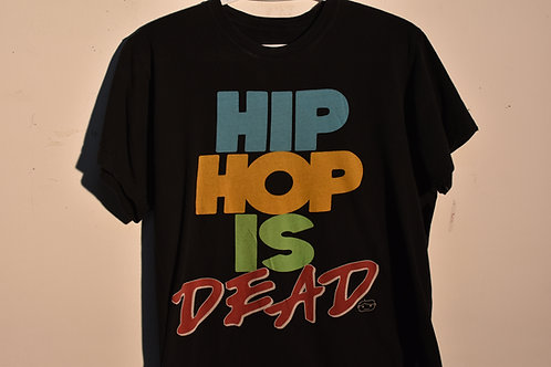 HIP HOP IS DEAD - SMALL