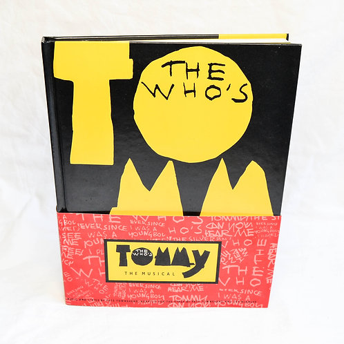 THE WHO'S TOMMY (HARDCOVER)