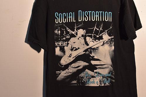 SOCIAL DISTORTION - MED