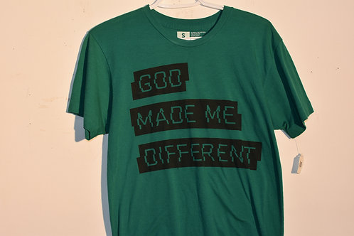 GOD MADE ME DIFFERENT - SMALL