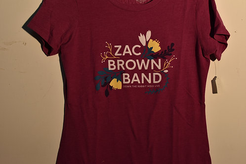ZAC BROWN BAND - SMALL