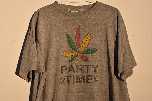 WEED PARTY TIME - LARGE