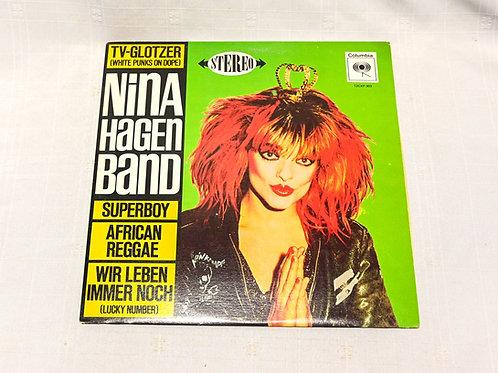 Nina Hagen Band - Self-titled