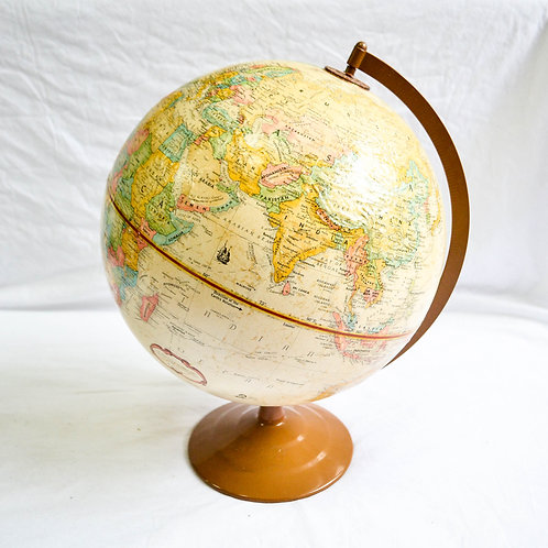 "WORLD GLOBE 12"" Globemaster"