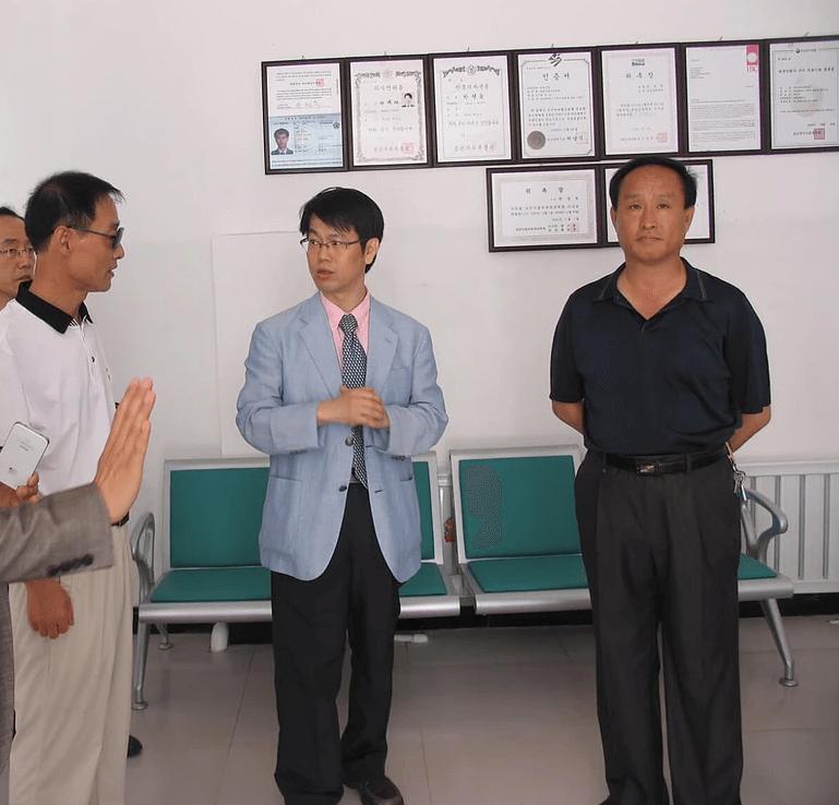 박성욱피부과 중국국립병원개원