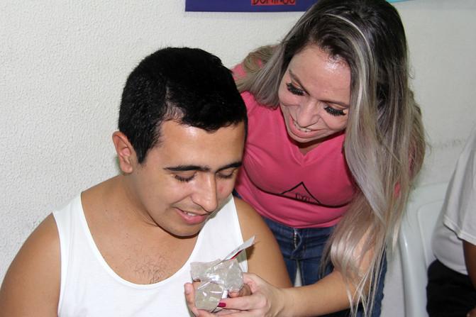 Educando para o Mundo - Prof. Anamelli Figueira