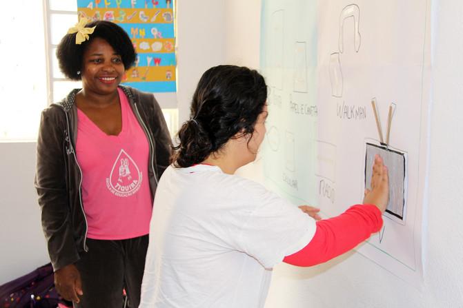 Educando para o Mundo - Prof. Lucivânia Correia