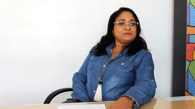 Amigos da Tiquira: Ângela de Souza