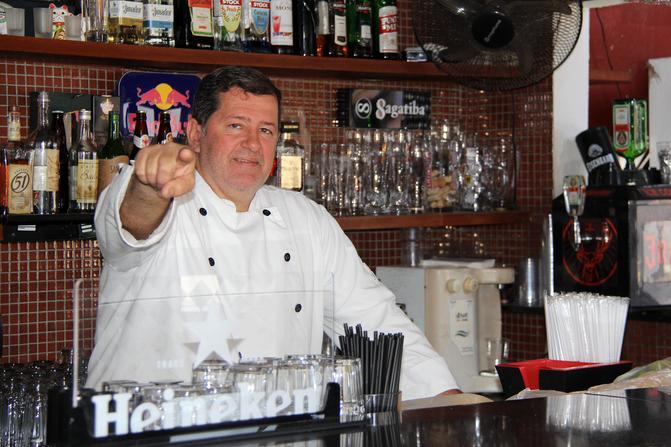 Amigos da Tiquira: Bar do Nicola