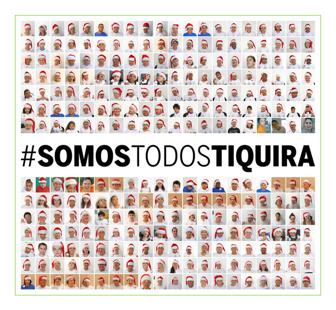 #SomosTodosTiquira