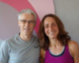Doris Henzi Solothurn Pilates Yoga TRX
