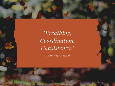 Breathing, Coordination and Consistency
