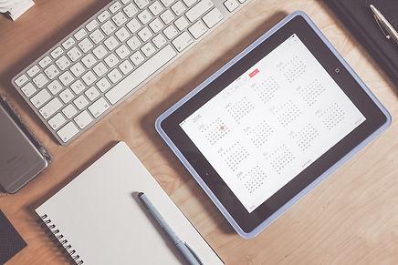 Canva - Grey Apple Keyboard and Grey Ipa