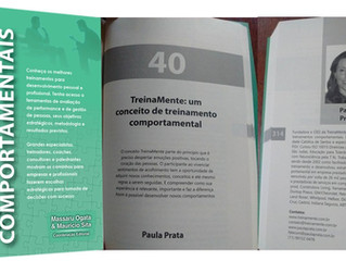 """Convite para lançamento do livro """"Manual Completo de Treinamentos Comportamentais"""""""