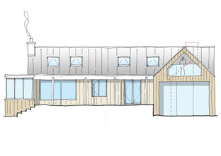 Cherry Cottage Concept Sketch