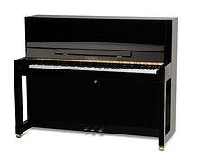 Pianos verticales Feurich