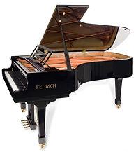 Pianos de Cola Feurich