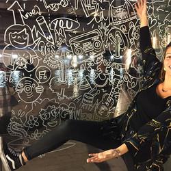 Off the wall pantin #streetart #art #art