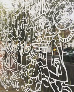 Off the wall 75019#streetart #art #artis