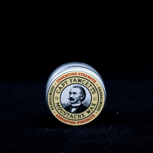 Expedition Strenght Moustache wax - Capt Fawcett's - 15ml | SB-CF-001
