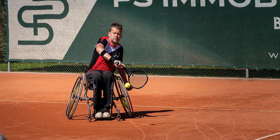 Championnat de tennis en fauteuil roulant