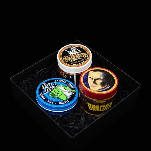 Pomade Selection