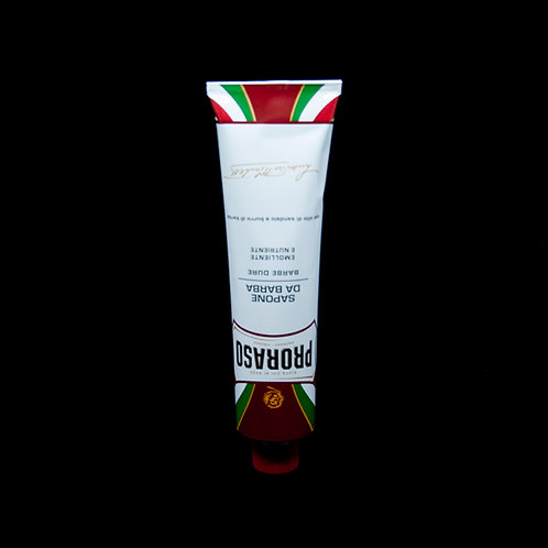Shaving cream Moisturising and nourishing - Proraso - 150 ml