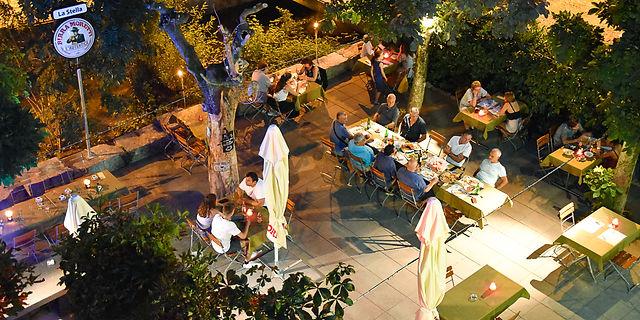 Stella_Restaurant italien avec terrasse