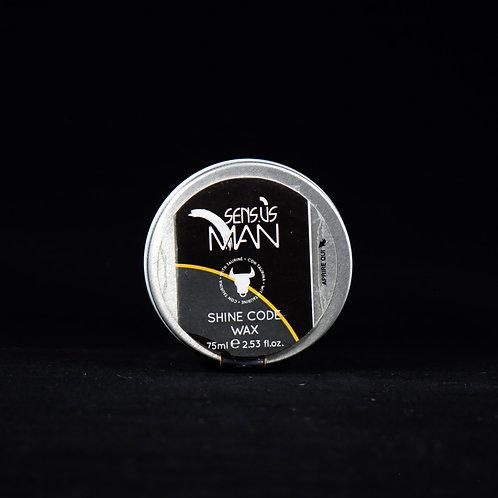 Cire  - SENS.US MAN  - Shine Code Wax - 75 ml