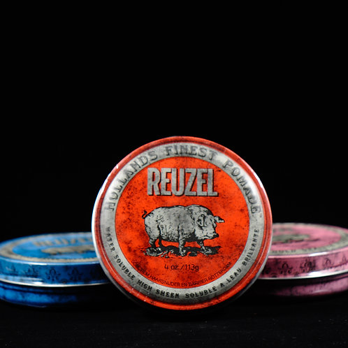 Pomade - Reuzel - Red Pomade High Sheen