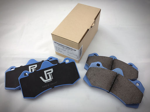 ProdigyWerks R93 AD6/FS6 D54 High Performance Carbon Brake Pads