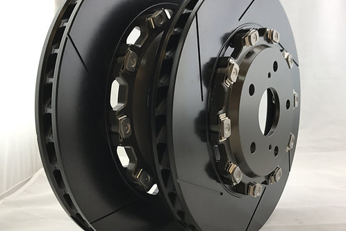 ProdigyWerks™ Floating Brake Discs/Rotors Assembly