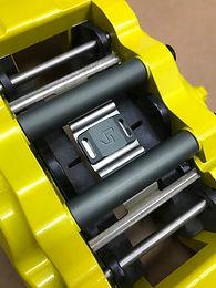 AD6 Brake Pad Retainer V3 Assembly