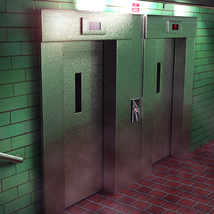 ELEVATOR BAY